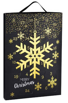 Six Damen Schmuck Adventskalender