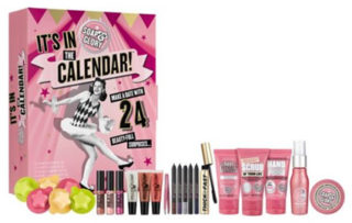 Soap&Glory Adventskalender 2018 Inhalt