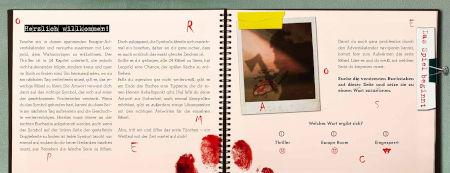 Späte Rache - Ein Escape-Adventskalender Inhalt 1