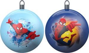 Spiderman Weihnachtsbaumkugeln