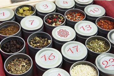 Spirit of Spice - Gewürze Adventskalender 2017