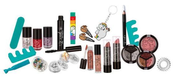 Pummel & Friends Beauty Adventskalender Inhalt