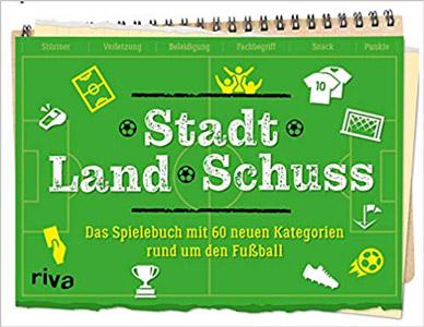 Stadt Land Schuss - Fußballspiel