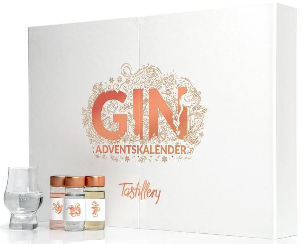 Tastillery Gin Adventskalender 2019