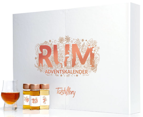 Tastilly Rum Adventskalender 2019