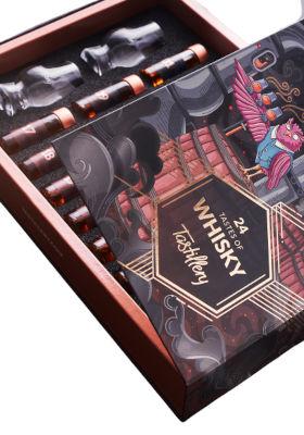 Tastillery Whisky Adventskalender 2021 Inhalt