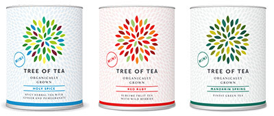 Tree of Tea Probierset