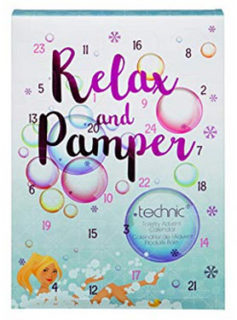 Relax and Pamper Adventskalender