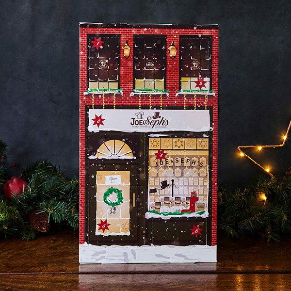 "Inhalt Joe & Seph's ""Tipsy"" Popcorn Advent Calendar"
