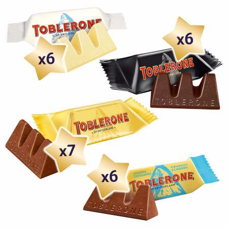 Inhalt Toblerone Adventskalender
