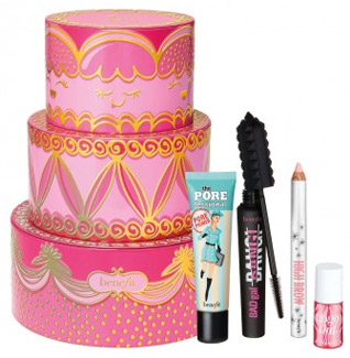 benefit triple decker decadence