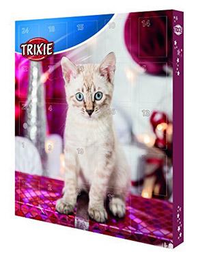 Adventskalender für Katzen 2017