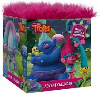 Trolls Hair Adventskalender 2018