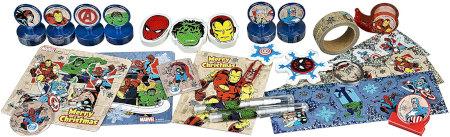 Inhalt Undercover Marvel Avengers Adventskalender für Kinder
