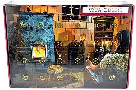 Vita Dulcis Obstschnaps Adventskalender 2019
