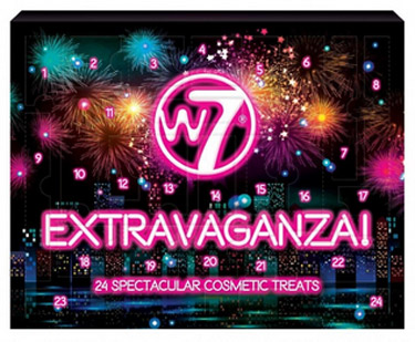 W7 Extravaganza Adventskalender 2018