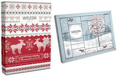 Weleda Adventskaleder 2018