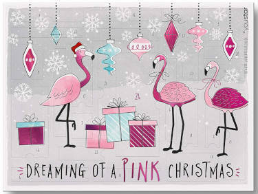 youstar Flamingo Adventskalender 2018