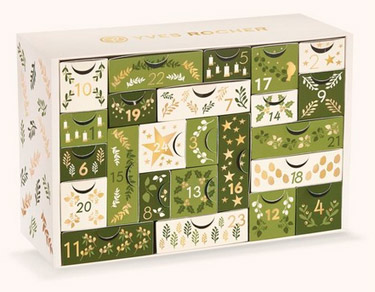 yves rocher adventskalender 2018
