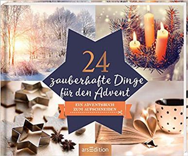24 zauberhafte Dinge für den Advent